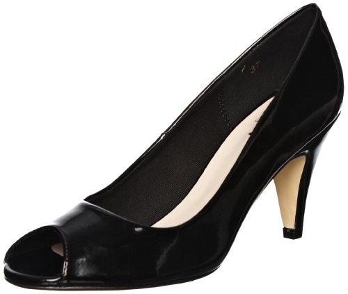 Miss KG Women's Adele Black Open Toe 2226700979