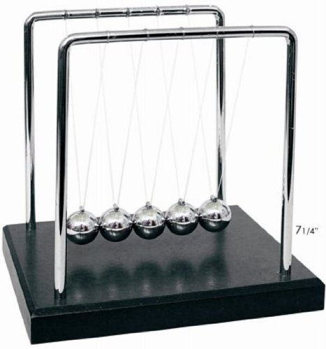 Best Prices! Newtons Cradle Balance Balls 7 1/4 inch