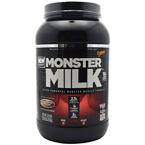 Monster Milk - Monster Milk Peanut Butter Chocolate, 2.06 Lb Powder