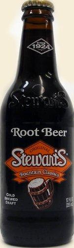 Stewarts Root Beer x 6