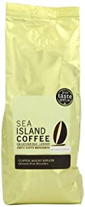 Sea Island Clifton Mount Estate Jamaica Blue Mountain Whole Beans Coffee Bag 500 g