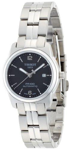 Tissot Damen-Armbanduhr PR 100 Lady Automatik T0493071104700