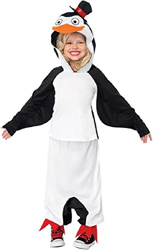 Nickelodeon The Penguins Of Madagascar Deluxe Costume, Skipper Costume