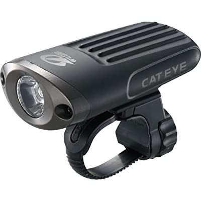 Cateye Nano Shot Rc, Front bike light