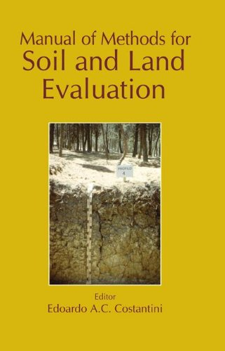 Manual of methods for soil and land evaluation for Soil pollution definition