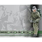 ドイツ軍 火炎放射器兵士  第二次世界大戦 ミリタリーフィギュア人形 German army Forces World War II  Military  Masterpiece 1/6 Scale Collectible Figure