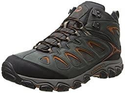 Merrell Men\'s Pulsate Storm Waterproof Winter Boot,Granite,11 M US