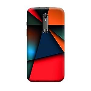 CaseLite Premium Printed Mobile Back Case Cover With Full protection For Moto G3 / Moto G Turbo (Designer Case)