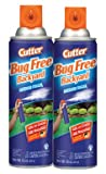 Cutter Backyard Bug Control Outdoor Fogger, Twin Pack, 16-Ounce