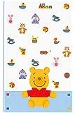 FUJICOLOR アルバム ポケット チェキアルバム プー・ブルー [ 120枚収納 ] チェキ/カード 101~150枚 キャラクター ホワイト 59272