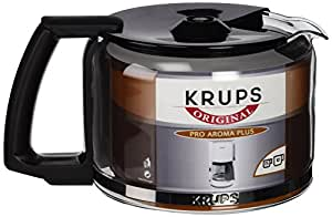 Krups Coffee Maker Replacement Jug : Amazon.com: Krups Replacement Pro Aroma Plus Glass Coffee Carafe: Coffeemaker Carafes: Kitchen ...