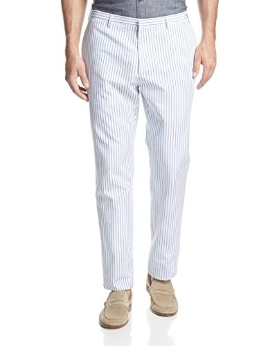 Calvin Klein Collection Men's White Bonded Pant