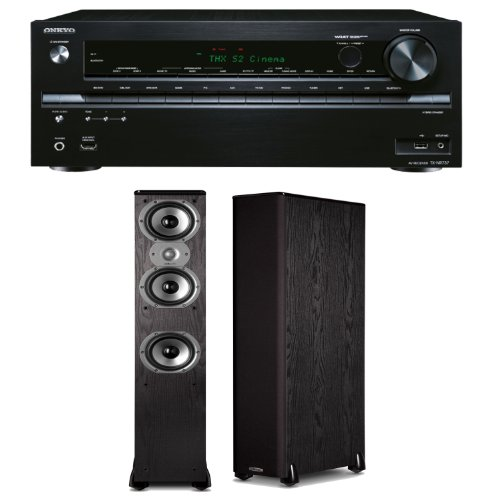 AV Receivers & Amplifiers: Evaluation Onkyo TX-NR737 7 2