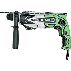 Hitachi DH24PB3 15/16 -Inch SDS Plus Rotary Hammer, VSR 2-Mode