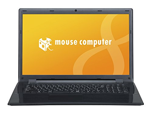 マウスコンピューター 17.3inch NotePC Office付 (Win8.1/Celeron/4GB/500GB/OfficeH&B) LB-W9745D-A