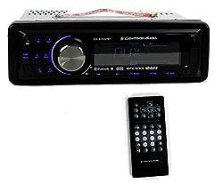 See Lightning Audio LA-2300BT Single DIN CD/MP3 Car Audio Receiver Bluetooth Player Details