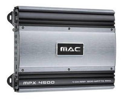 Mac Audio MPX 4500 - 4 Kanal Verstärker von Mac Audio auf Reifen Onlineshop