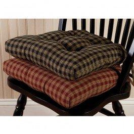Amazon Sturbridge Black Chair Pad Primitive Chair