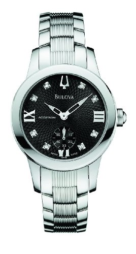 Accutron by Bulova Masella Stainless Steel Womens Watch 63P000