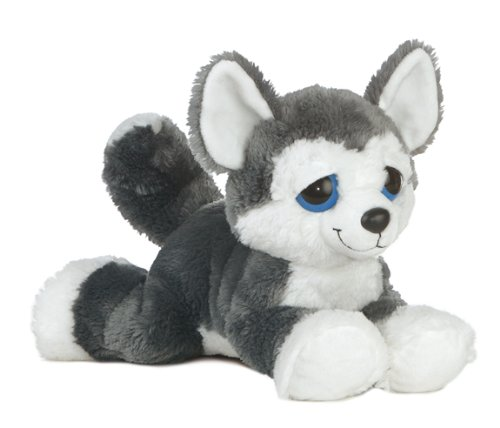 "Aurora World Inc 10"" Blue The Husky Dreamy Eyes"