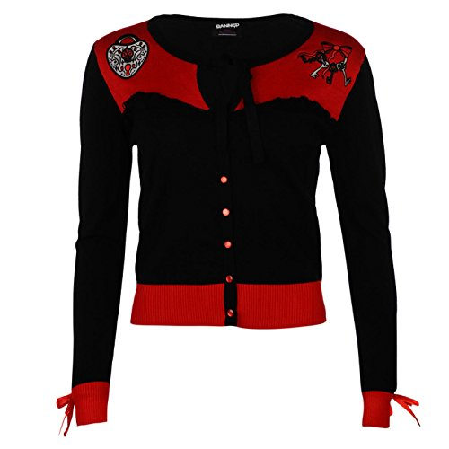Banned -  Cardigan  - Donna Be Mine Small