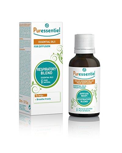 Puressentiel Respiratory Misto di oli essenziali per Diffusion 30 ml