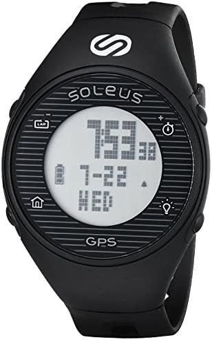 Soleus GPS One Running Watch