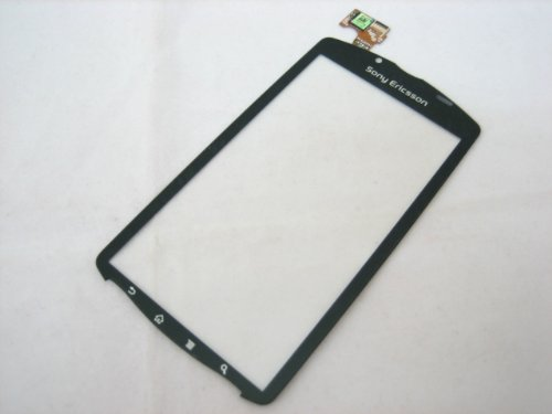 Sony Ericsson Xperia Play R800I R800 Z1I, Black Touch Screen Digitizer Front Glass Faceplate Lens Part Panel, Mobile Phone Repair Parts Replacement