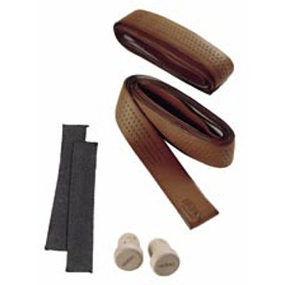 Brooks Perforated Leather Tape with Cork Plugs