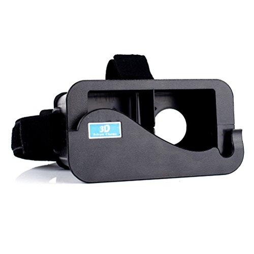 Foxnovo Universal Headband 3D Virtual Reality Glasses Video Moive Game Glasses