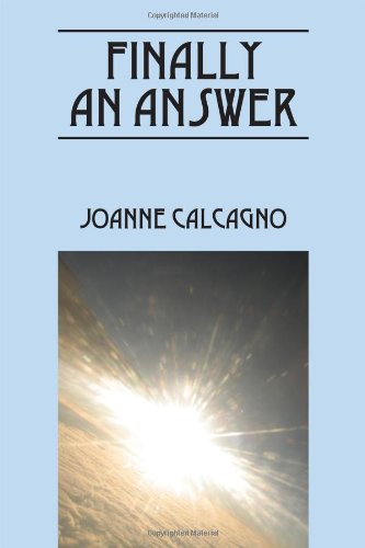 Finally an Answer [Calcagno, Joanne] (Tapa Blanda)
