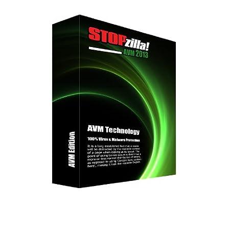 Stopzilla AVM 2013 [Anti-Virus, Anti-Malware, Anti-Spyware]