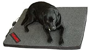 Thermotex Large Infrared Heated Dog Therapeutic Pet Bed