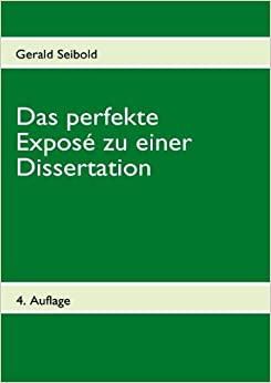 dissertation publisher germany