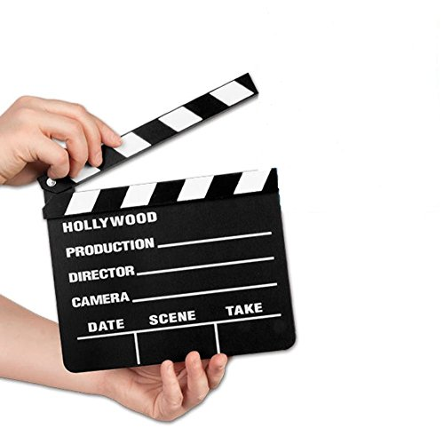 Accoutrements Hollywood Slate Board - 1