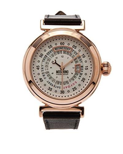 Moschino Cheap&Chic Reloj Spin Off Negro