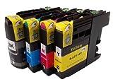 LC110-4PK 4色セット ブラザー互換インク brother DCP-J152N DCP-J132N 対応 1年保証付