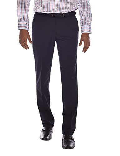 Flags-Stretch-PV-Formal-Trouser-Navy-Blue-Colour