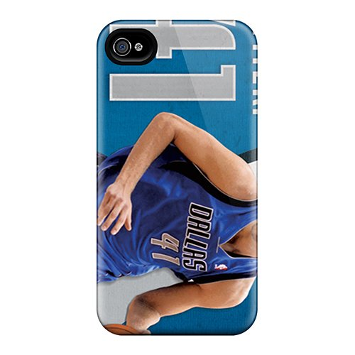 Fashionable Oug1756Irly Iphone 4/4S Case Cover For Dallas Mavericks Protective Case