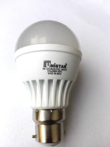 7W B22 LED Bulb (White)