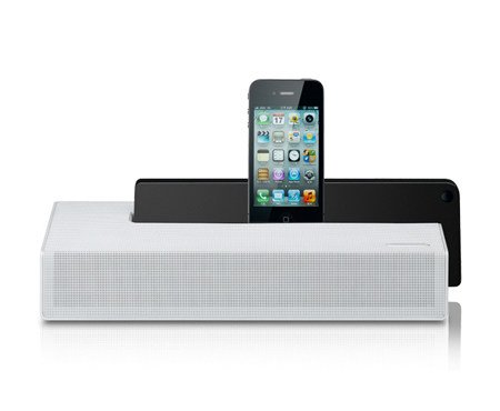 Lg Electronics Bluetooth Portable Speaker Music System In Style Ipod/Iphone/Ipad/Usb/Mp3 Docking Station Nd4520