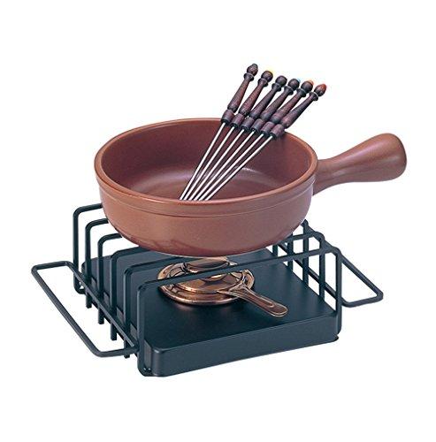 チーズフォンデュセット(陶器鍋付)T-210
