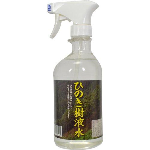 吉野ひのき樹液水 500ml