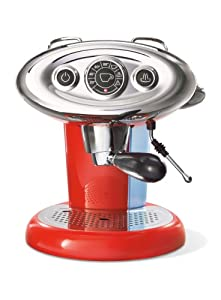 Francis Francis 207001 X7 iperEspresso Machine, Red