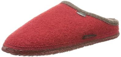 Giesswein P. Dannheim, Damen Pantoffeln, Rot (kirsche / 362), 36 EU