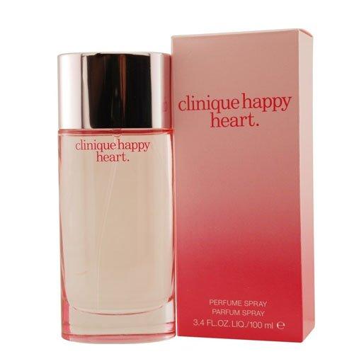 Clinique Happy Heart, Eau de Parfum spray da donna, 100 ml