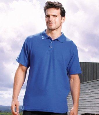 Stud Pique Polo Shirt