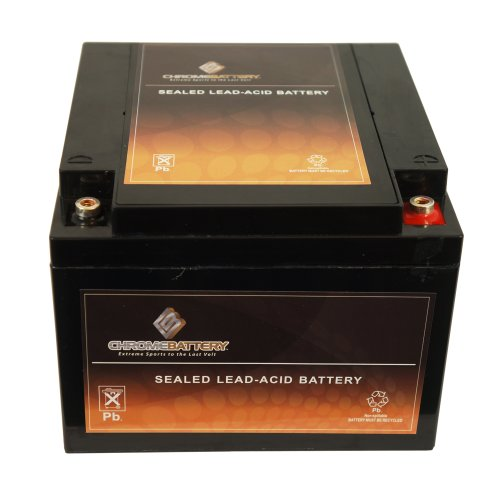 12V 26Ah Sealed Lead Acid (Sla) Battery For Sealed Deep-Cycle