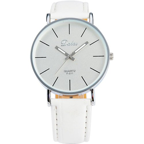AMPM24 Fashion Women Lady Girl White Dial Sport Quartz Wrist Watch Gift