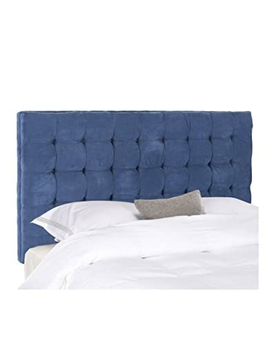 Safavieh Lamar Headboard, Full Size, Navy